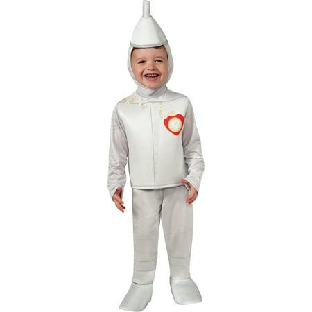 Tin Man Toddler costume