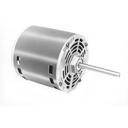 Fasco D920 Condenser Fan Motor 1 2 HP 460 Volts 825 RPM 1 Speed 5 6 D