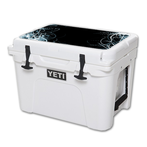 MightySkins Protective Vinyl Skin Decal for YETI Tundra 35 qt Cooler Lid wrap cover sticker skins Light Up