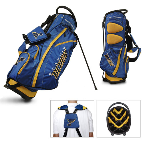 Team Golf NHL St Louis Blues Fairway Golf Stand Bag by Generic