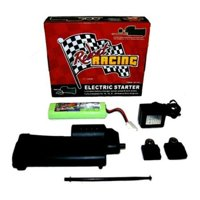 Redcat Racing 70111E-KIT Electric Starter Kit - For Redcat RC Racing Vehicles