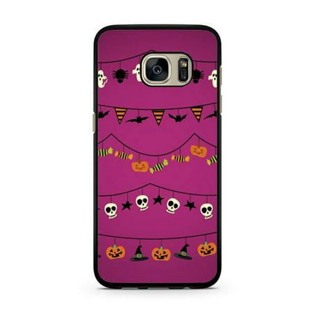 Halloween Galaxy S7 Edge Case