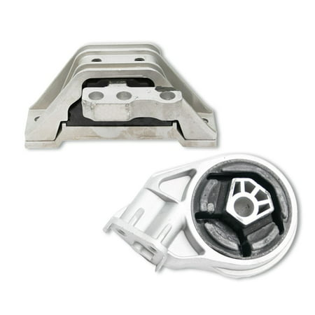 K1796 Fits 2005-2010 Chevrolet Cobalt HHR/ Pontiac G5/ Ion/ MANUAL Motor & Trans Mount 2pc : A5384, -
