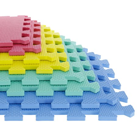 Foam Mat Floor Tiles Interlocking Eva Foam Padding By