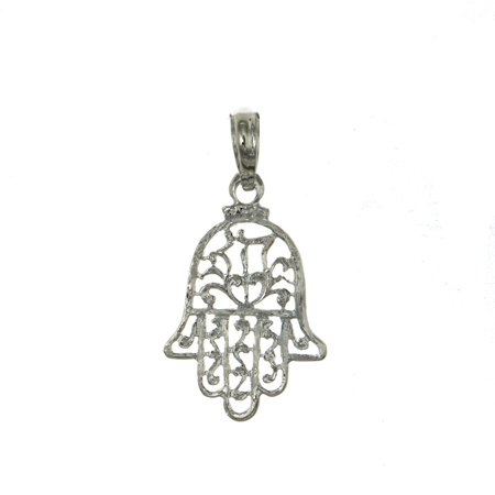 Million charms 925 sterling silver religious charm pendant jewish million charms 925 sterling silver religious charm pendant jewish hand of god cut out aloadofball Image collections
