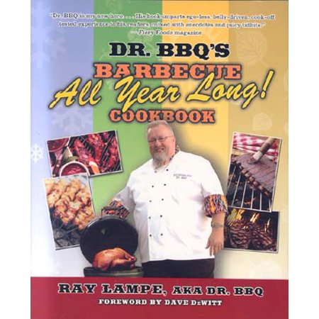 "Dr. BBQ's ""Barbecue All Year Long!"" Cookbook - image 1 of 1"