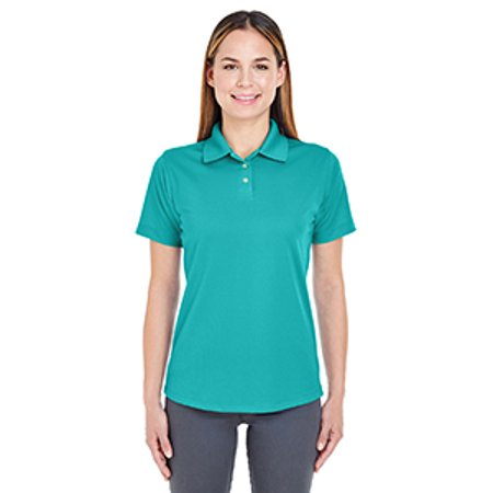 UltraClub Ladies' Cool & Dry Stain-Release Performance Polo ()