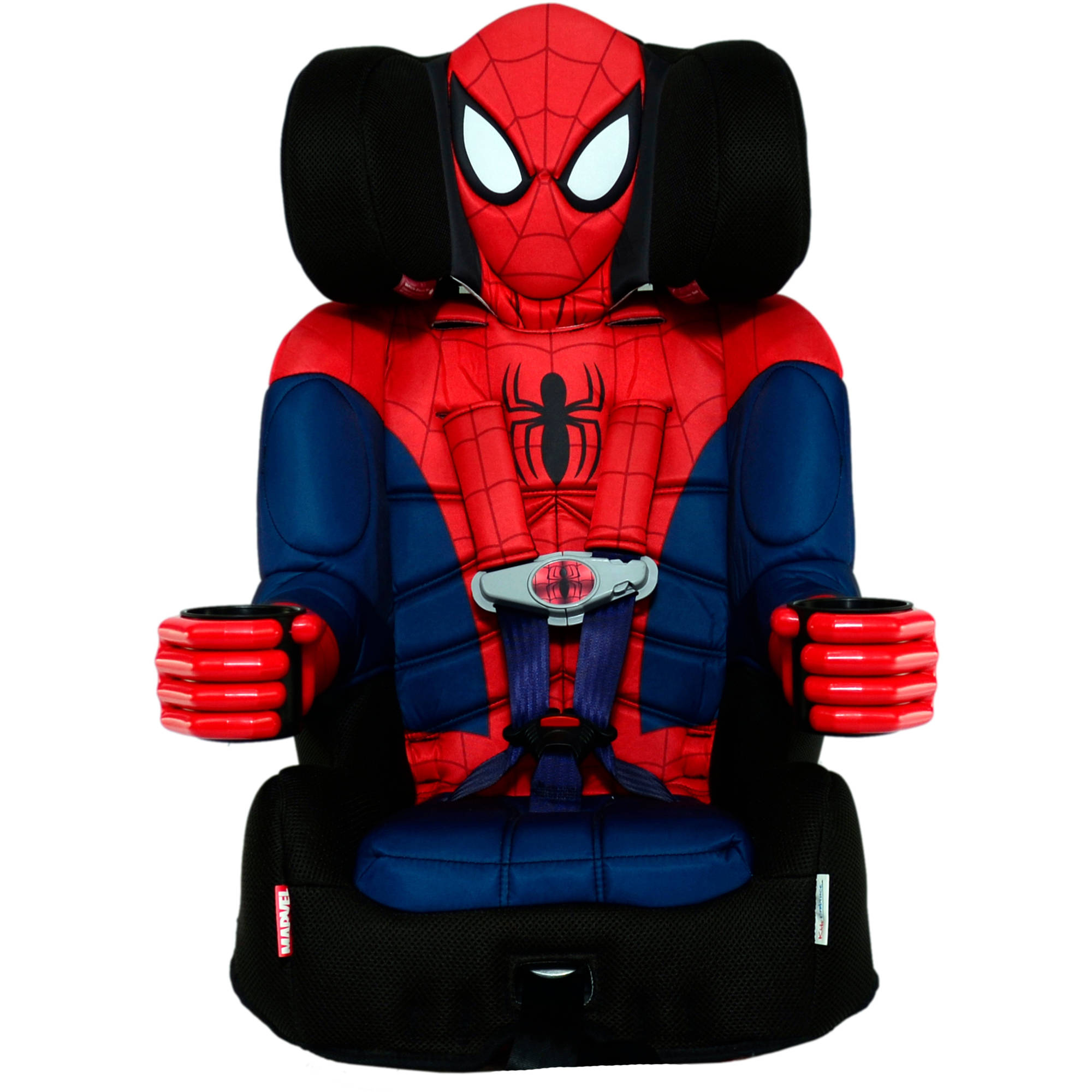 Kidsembrace Friendship Combination Harness Booster Car Seat, Ultimate Spider-Man