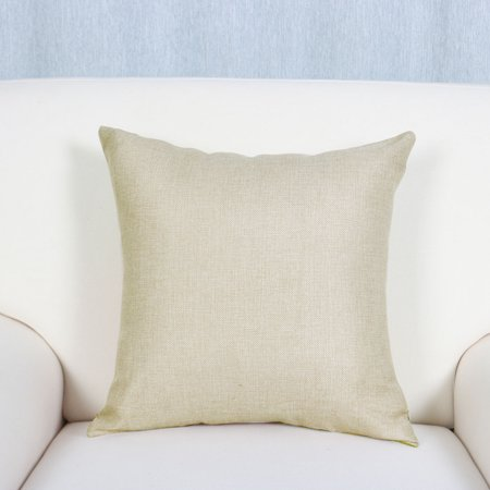 Piccocasa Linen Red Lip Pattern Cushion Cover 45 x 45cm - image 3 of 7