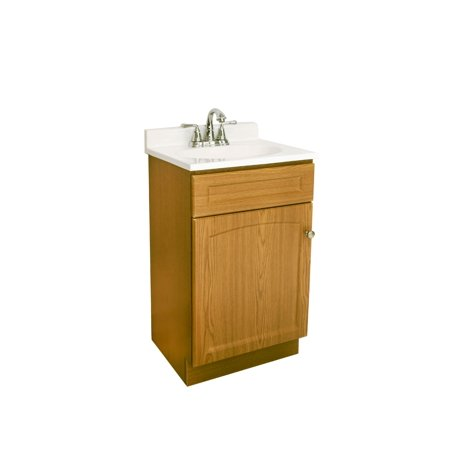 Design House 545541 Vanity Combo 1-Door 18