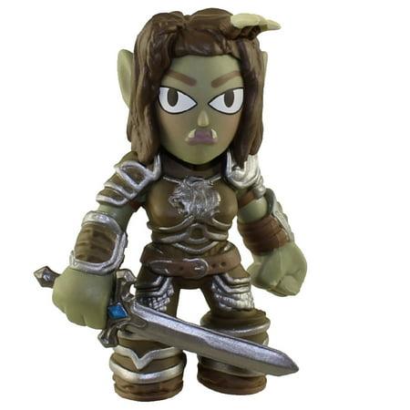 Funko Mystery Minis Vinyl Figure - Warcraft Movie - GARONA in Armor (3 inch)