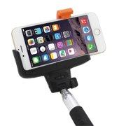 Snugg B00RZDE114 Extendable Selfie Stick with Adjustable Smartphone Holder
