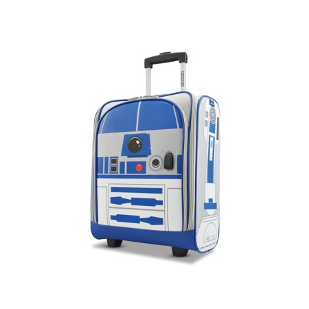 American Tourister Star Wars R2D2 Wheeled Softside Underseater Luggage