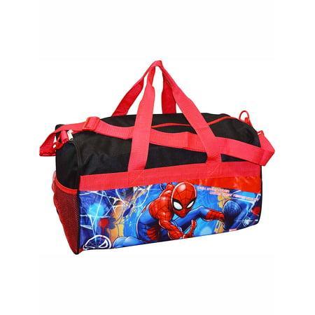 Marvel Kids' Spider-Man Travel Duffle Bag - image 2 of 2