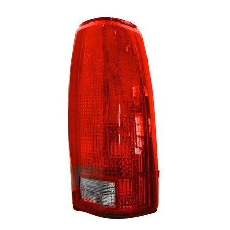 NEW RIGHT TAIL LIGHT LENS AND HOUSING FIT CHEVROLET BLAZER SUBURBAN GM2809108
