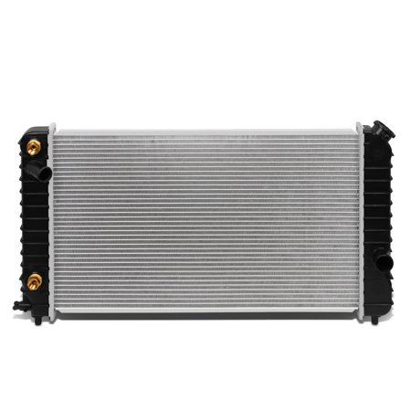 For 1994 to 1995 Chevy Chevrolet S10 Pickup Blazer GMC Jimmy Sonoma 4.3L AT 1532 Factory Style Aluminum Core Cooling Radiator
