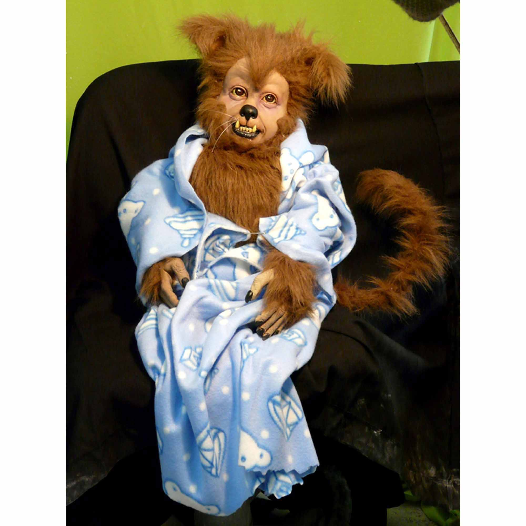 Werewolf Puppet Adult Halloween Accessory