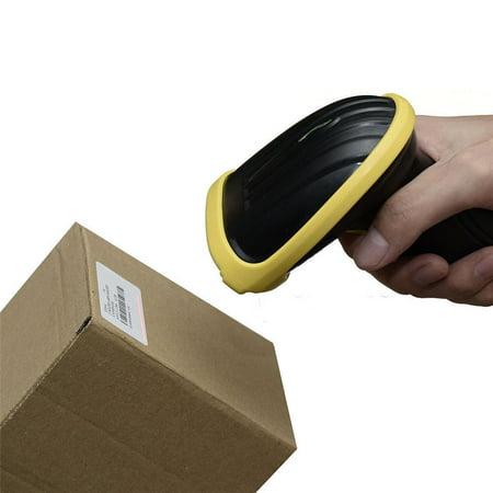 Ktaxon 2.4G High Speed Wireless Laser USB Barcode Scanner , Scan Gun, Label Reader