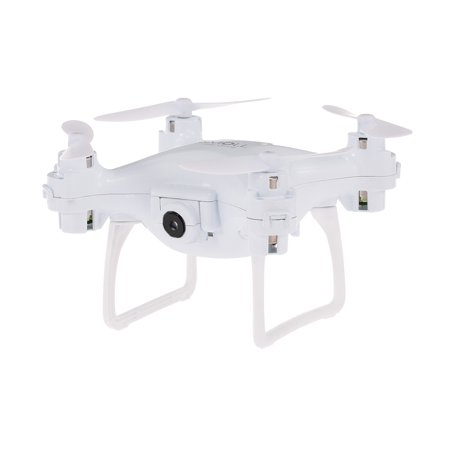 S26 2.4G 720P Camera WIFI FPV Mini Drone Altitude Hold Voice Control RC Quadcopter for Kids Beginners - image 1 de 7