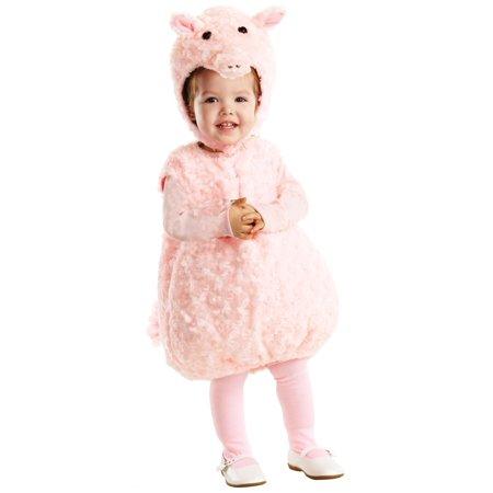 Piglet Child Halloween Costume - Piglet Costume Halloween