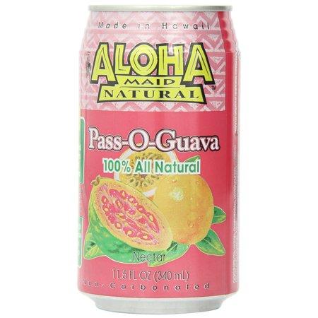 Aloha Maid Juice 11 5 Ounce  Pack Of 24