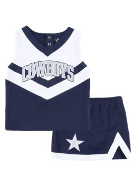 quality design 2fe89 a0d7c Dallas Cowboys Merchandise Girls Outfit Sets - Walmart.com