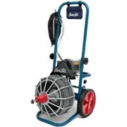 Electric Eel Z5K-R-1-2IC75 0.50 in. x 75 ft. Electric Drain Cleaner Complete