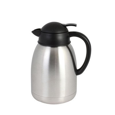 64 oz Ounce Stainless Steel Coffee Hot Drink Server Pot Restaurant Carafe