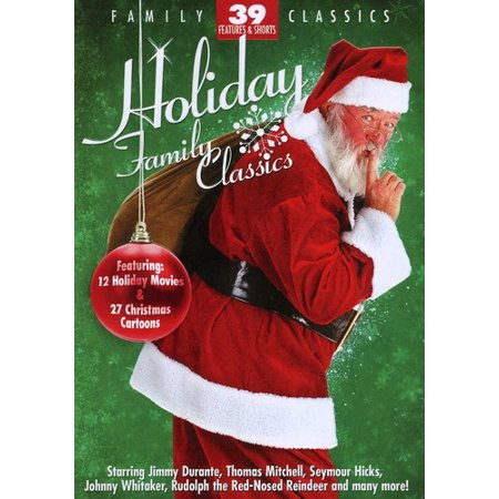 Image of Holiday Family Classics (DVD)