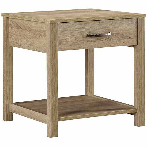 Linon Home Decor Aspen End Table, Blonde