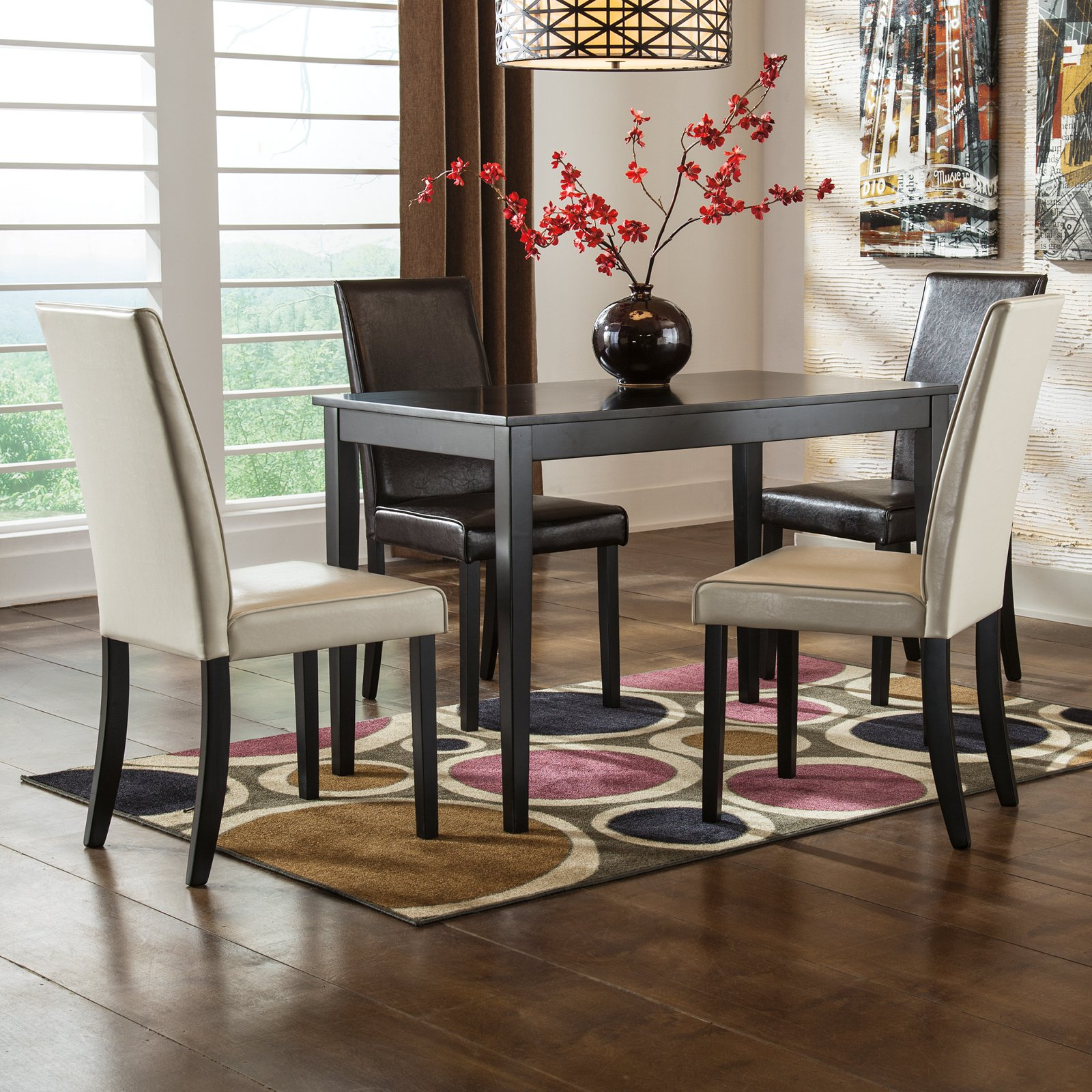 Signature Design by Ashley Kimonte Rectangular Dining Table