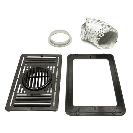Interior Vent (Atwood 30260 Small Furnace Interior Vent Kit)