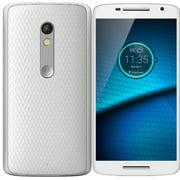Motorola Droid Turbo 2 XT1585 32gb White - Fully Unlocked (Certified Refurbished, Good Condition)