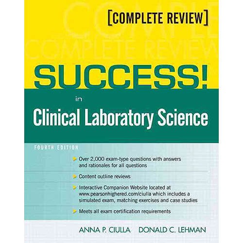 Success! in Clinical Laboratory Science: (Complete Review)