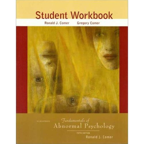 fundamentals of abnormal psychology Access fundamentals of abnormal psychology 8th edition solutions now our solutions are written by chegg experts so you can be assured of the highest quality.