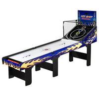 Carmelli NG2015 8 ft. Hot Shot Arcade Ball Table, Blue