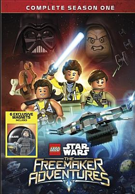Lego Star Wars: The Freemaker Adventures (DVD) by Buena Vista Home Entertainment