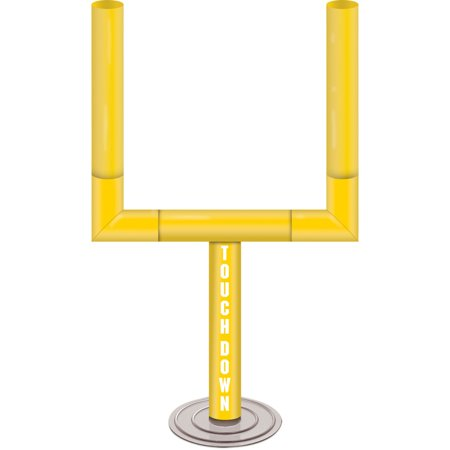 Amscan Football Goal Post Party Decoration 14
