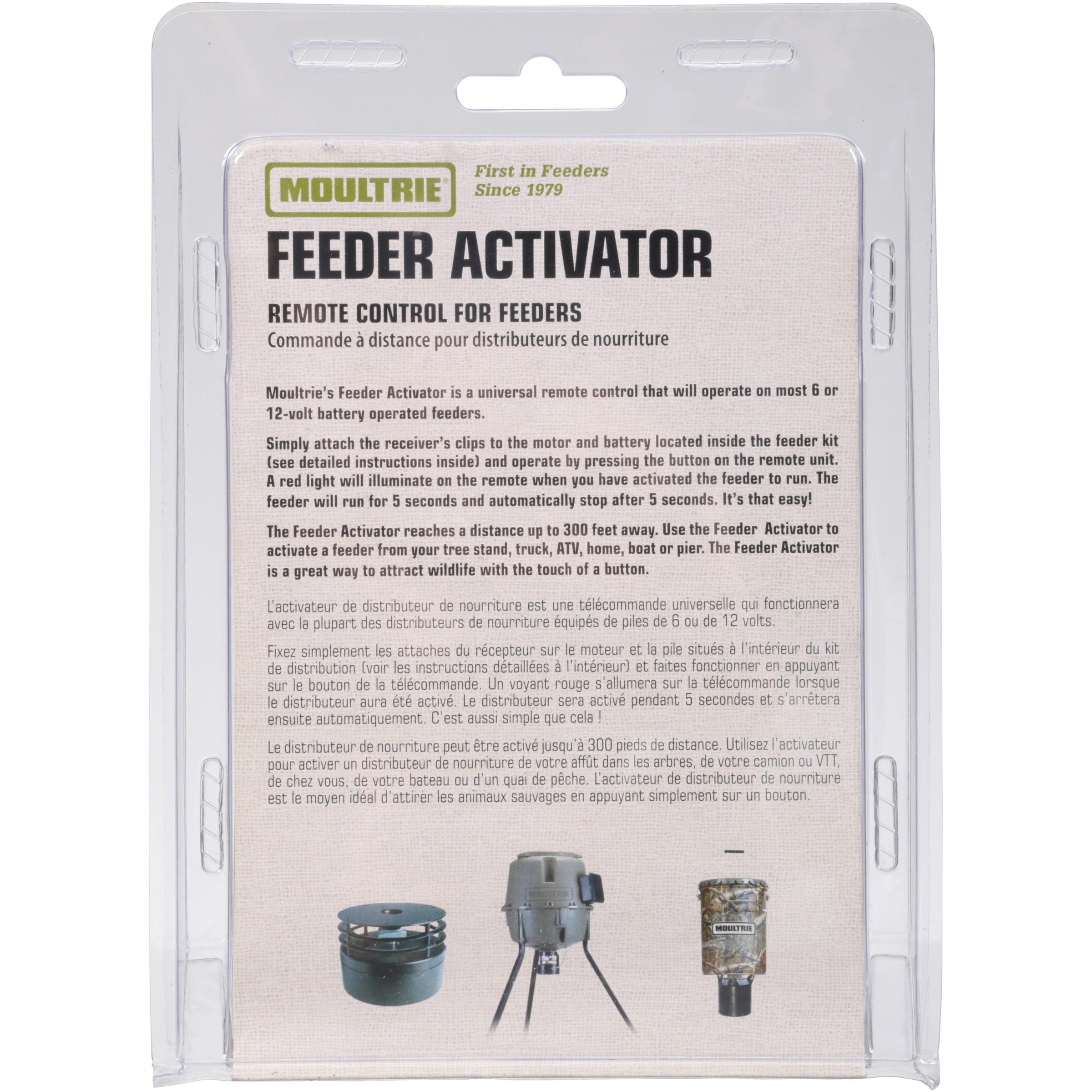 Moultrie Feeder Activator Walmart