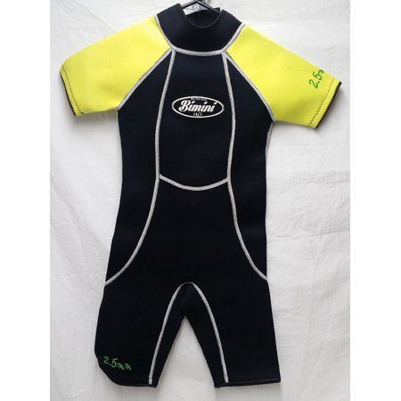 Pro Dive Gear Bimini H2O Youth Body Suit, - Leisure Pro Dive