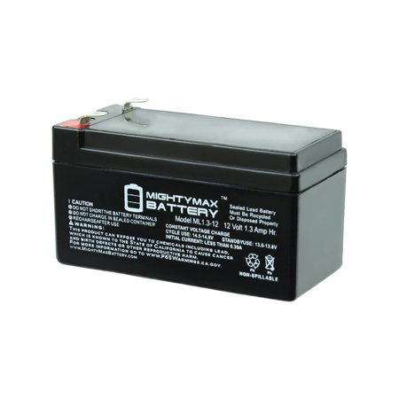 12V 1 3Ah Battery Replacement for Mercedes Benz 000000004039