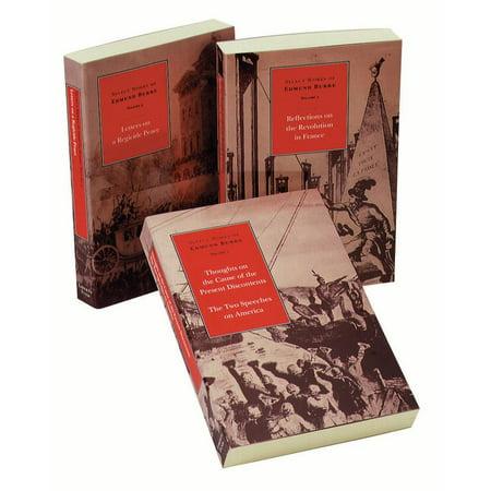 Select Works Of Edmund Burke  Select Works Of Edmund Burke