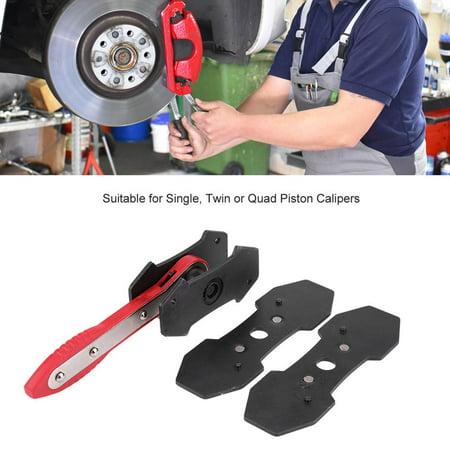 Yosoo Brake Caliper Press Tool Powerbuilt Ratcheting Brake