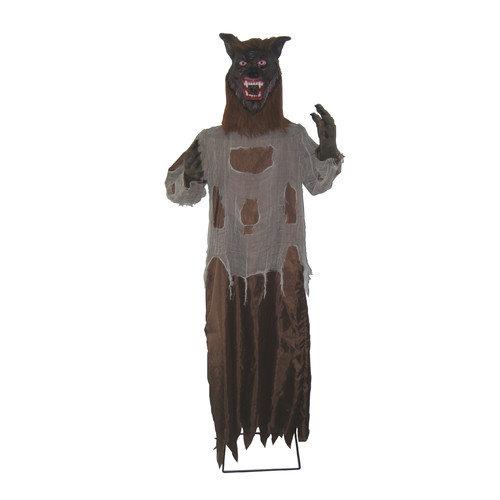 4 Seasons Global Werewolf Halloween Decoration