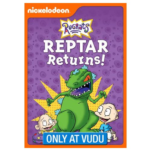 Rugrats: Reptar Returns! (2014)