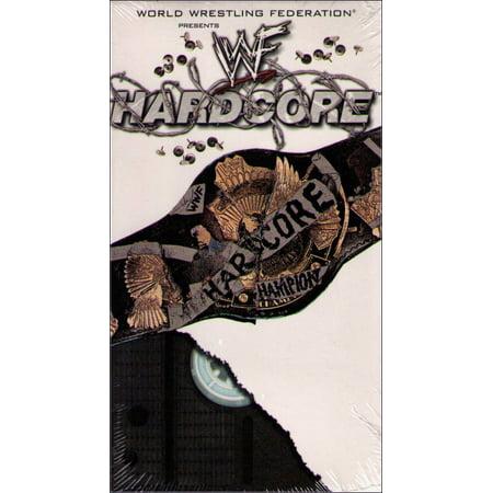 WWF Hardcore (2000) Wrestling WWE VHS Tape (Wwe 1999 Vhs)