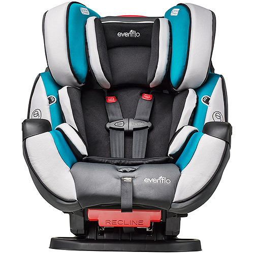 Evenflo Symphony Elite All-in-1 Convertible Car Seat, Modesto