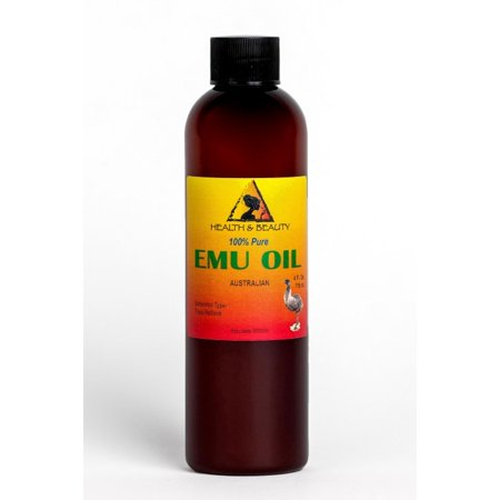 EMU OIL AUSTRALIAN ORGANIC TRIPLE REFINED 100% PURE PREMIUM PRIME FRESH 4