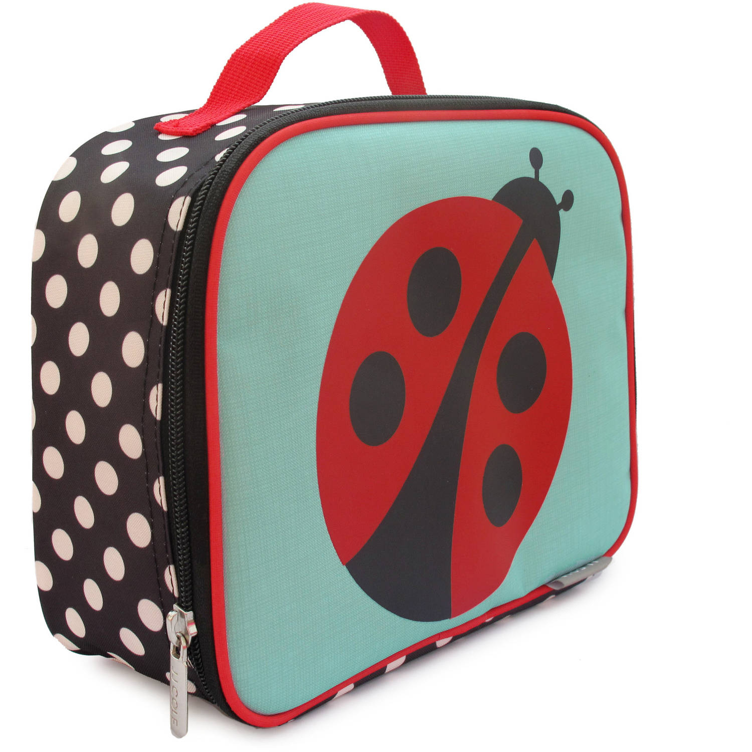 Little JJ Cole Toddler Lunch Bag, Ladybug