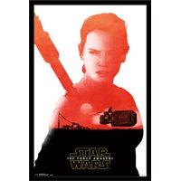 Star Wars: The Force Awakens - Rey Badge